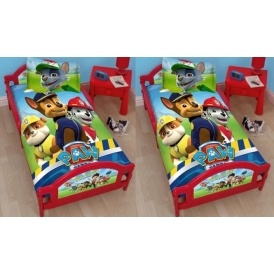 Paw Patrol Rescue Toddler Bed £74.99 Del