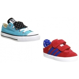 Up To 50% Off Selected Children's Footwear
