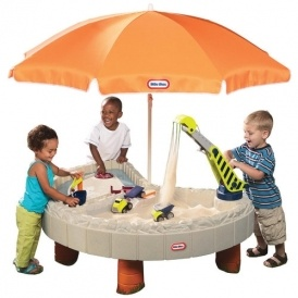 Little Tikes Builders Bay Sand Table £76.99