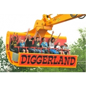 Save 20% On Diggerland Tickets