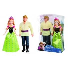 Frozen Anna & Kristoff 2 Doll Pack £13.99