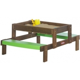 2 in 1 Wooden Sand & Picnic Table £59.99