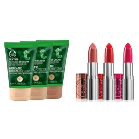 £10 Off £25 Using Code @ The Body Shop
