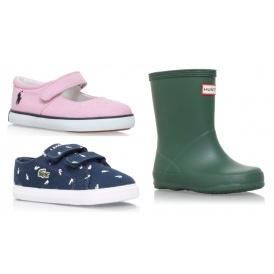 Children's Footwear Reductions @ Kurt Geiger