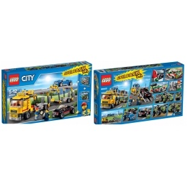 LEGO City 3-in-1 Super Value Pack £20