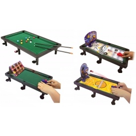 4 in 1 Games Set £4.50 @ Asda