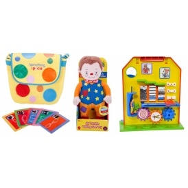 Half Price Something Special Toys @ Argos