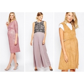 Maternity Wear From £3.60 @ ASOS