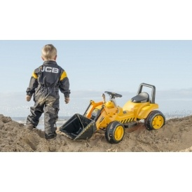 JCB Battery Operated Ride On Tractor £99.99