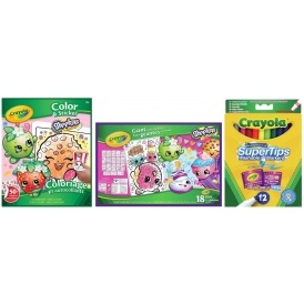 Half Price Crayola Shopkins Bundle