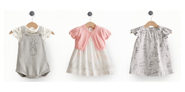 NEW Beatrix Potter Collection Exclusively @ Mothercare