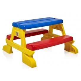 Kid's Picnic Bench & Parasol £30 @ Wilko
