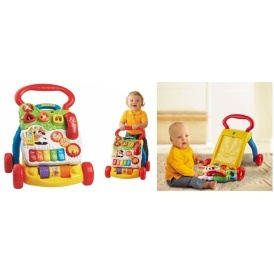 Vtech First Steps Baby Walker £18