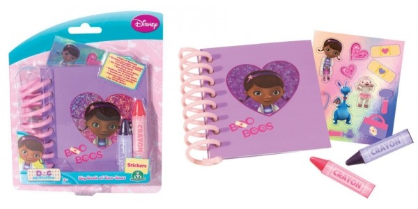 Doc McStuffins Big Book of Boo-Boos £3.99 With Free Delivery @ Argos