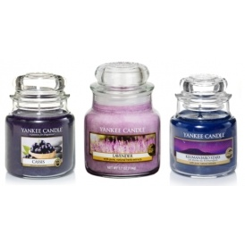 Yankee Candles 20% Off & Free Delivery