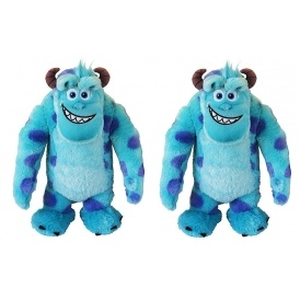 Monsters University Sulley 50cm Toy £8.33