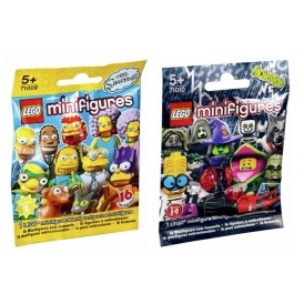 Lego Minifigures From £1.24
