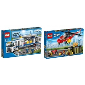 Up To A Third Off Lego City @ Asda