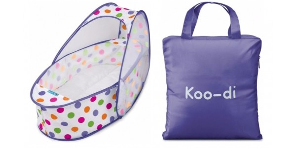 Koo-di Pop-Up Travel Basinette Cot £22.99 With Free Delivery @ Argos