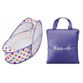 Koo-di Pop-Up Travel Basinette Cot £22.99