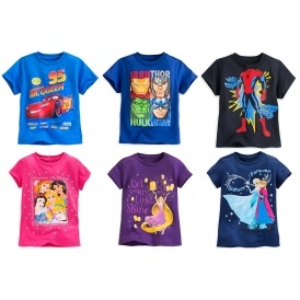 Personalised Disney T-Shirts From £8.95