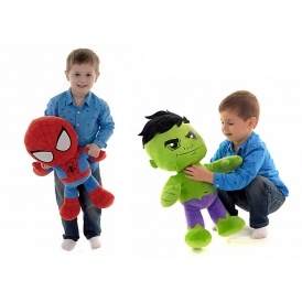 Giant Spider-Man Or Hulk £14.99