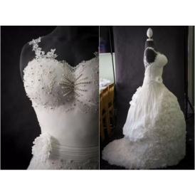 The Edible Wedding Dress