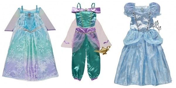 Reduced Children's Fancy Dress Outfits Including Disney @ Asda George