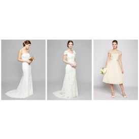 25% Off Wedding Dresses @ BHS