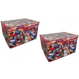 Bricks Jumbo Storage Chest £7 @ Very