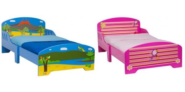 Toddler Bed & FREE Mattress £59.99 Delivered @ Smyths Toys