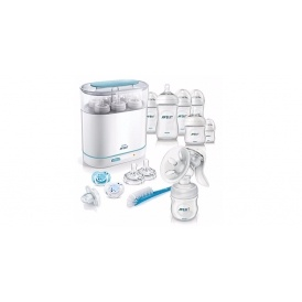 Avent Complete Natural Starter Set £60