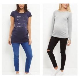 25% Off Selected Maternity @ New Look