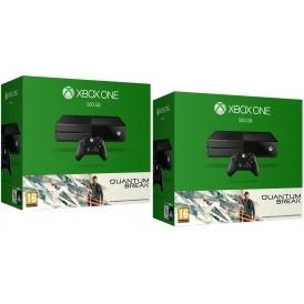 Xbox One 500 GB With Quantum Break £217.99