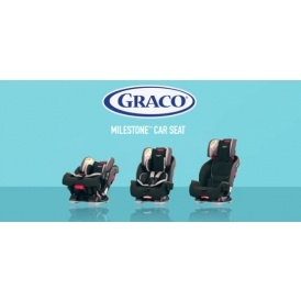 Graco Milestone All-In-One Car Seat £119.99