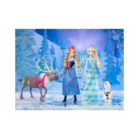 Disney Frozen Doll Set £18