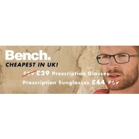 Prescription Glasses From £10