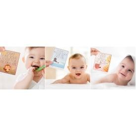 Baby Milestone Cards £4