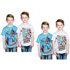 Marvel Spider-man/Avengers T-Shirts £5.99