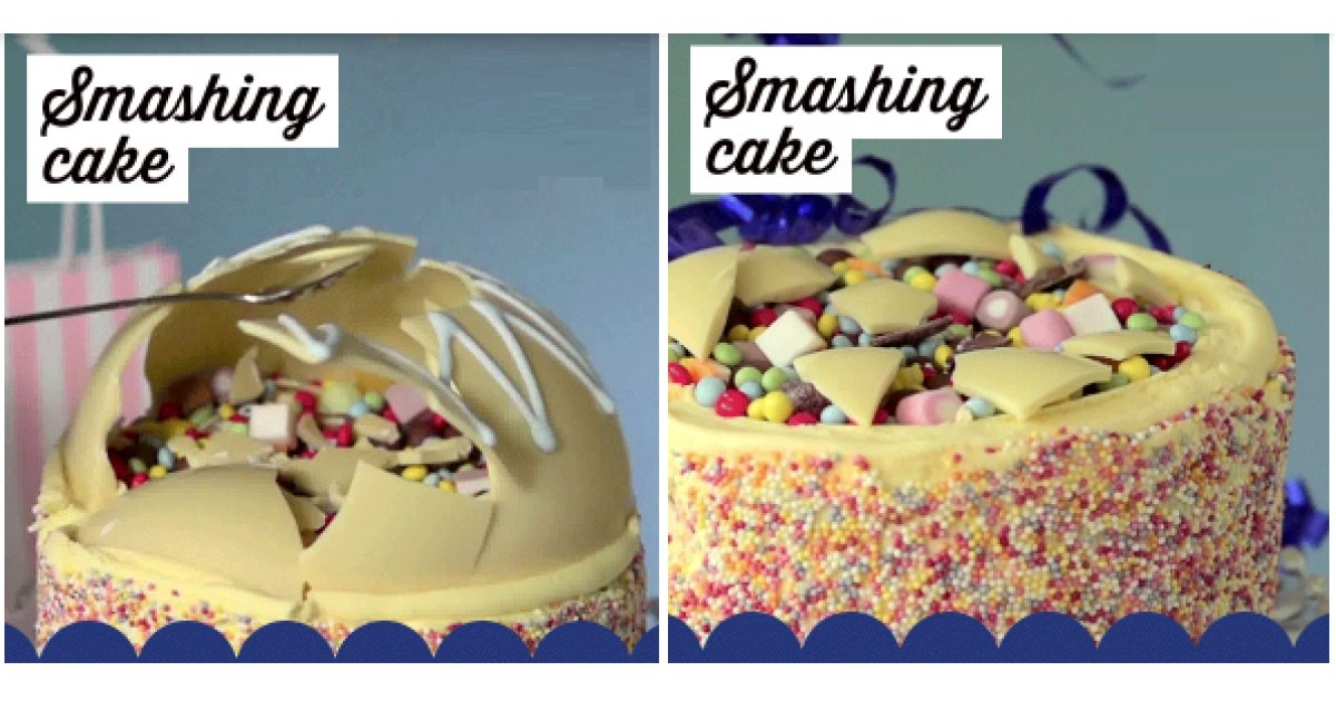 Birthday Cakes Asda In Store ~ New smash cakes @ asda