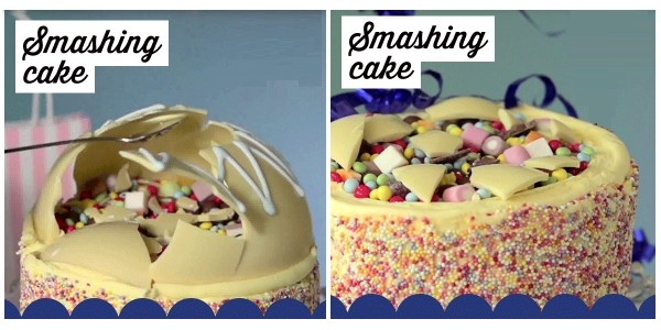 NEW Smash Cakes @ Asda