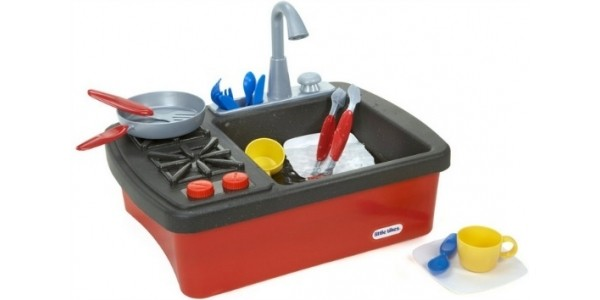 (EXPIRED) Little Tikes Splish Splash Sink & Stove £10 @ Tesco Direct