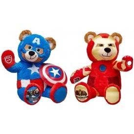 NEW! Captain America & Iron Man Bears