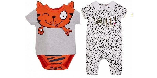 NEW: Smile By Julien MacDonald Range @ Mothercare