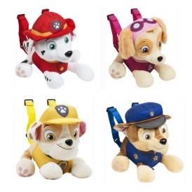 Paw Patrol Plush Backpack £11.99
