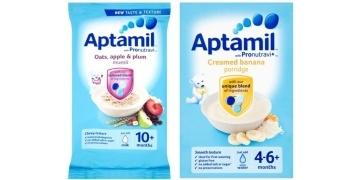 Boots Aptamil Baby Food