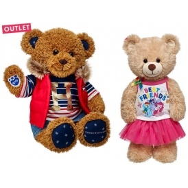 Outlet Bargains @ Build A Bear