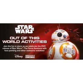 FREE Star Wars Activity Day @ Smyths Toys