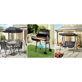 Outdoor Specialbuys + Free Delivery @ Aldi
