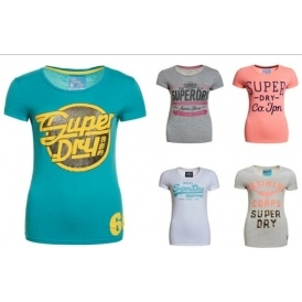 Women's Superdry Seconds T-Shirts £5.99